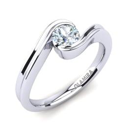 GLAMIRA Gyűrű Adele
