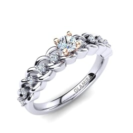 Glamira Ring Amora 0.16 crt
