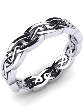 Herrenring Celtic Solstice