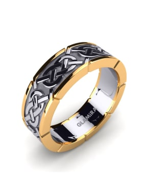 Herrenring Celtic Art