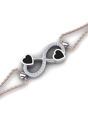 GLAMIRA Bracelet Adalia