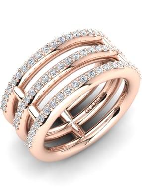 GLAMIRA Knuckle Ring Adelpha