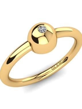 GLAMIRA Knuckle Ring Alannis