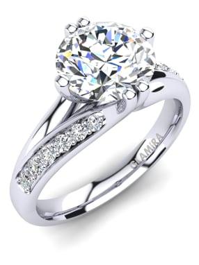 GLAMIRA Ring Alisha 2.0crt