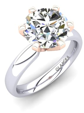 GLAMIRA Ring Amanda 3.0crt