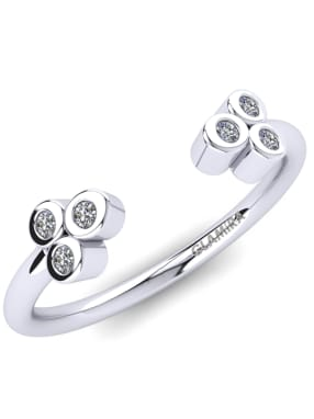 GLAMIRA Knuckle Ring Amice