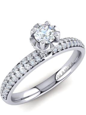 Glamira Ring Anita 0.16 crt