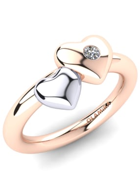 GLAMIRA Knuckle Ring Anthia