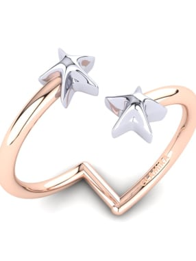 GLAMIRA Knuckle Ring Aphra