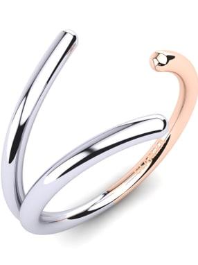 GLAMIRA Knuckle Ring Azuria