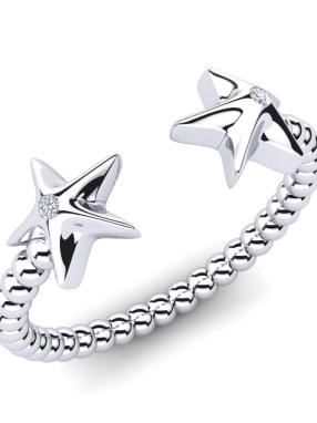 GLAMIRA Knuckle Ring Babita
