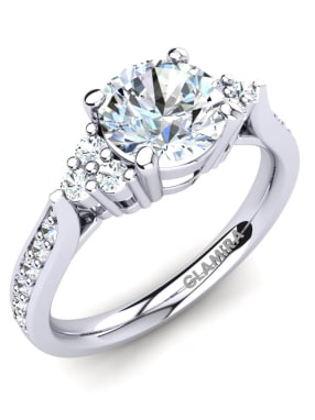 Glamira Ring Cassidy 1.0 crt
