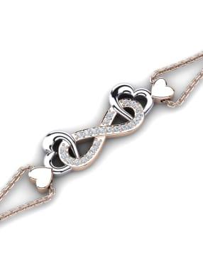 GLAMIRA Bracelet Castaway