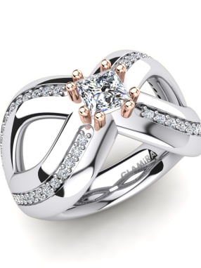 GLAMIRA Ring Cattleye