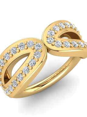 GLAMIRA Knuckle Ring Cerelia