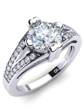 Glamira Bridal Set Clover Ring A
