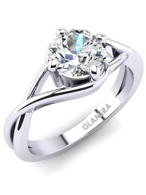 GLAMIRA Ring Joy 1.0crt