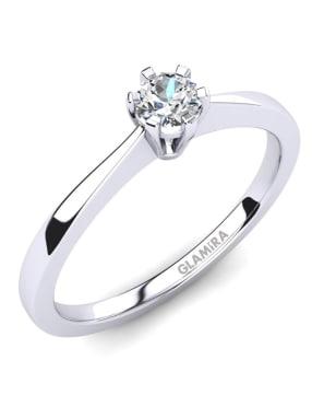 GLAMIRA Ring Bridal Rise 0.16crt