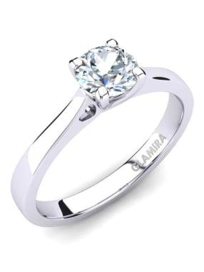 GLAMIRA Ring Céline 0.5crt