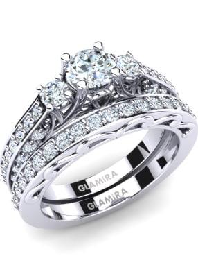 Glamira Bridal Set Gemmiferous