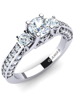 Glamira Bridal Set Gemmiferous Ring A