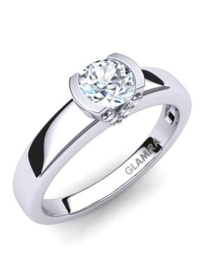 GLAMIRA Ring Gwen 0.35crt