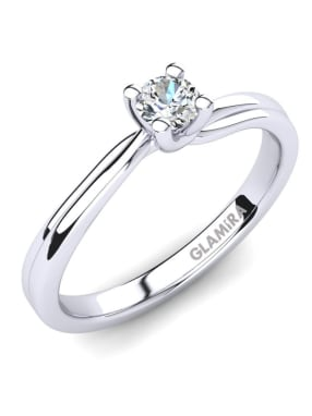 GLAMIRA Ring Bridal Bliss 0.16crt