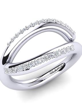 GLAMIRA Knuckle Ring Delenna