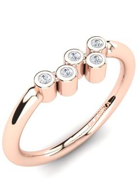 GLAMIRA Knuckle Ring Elzira
