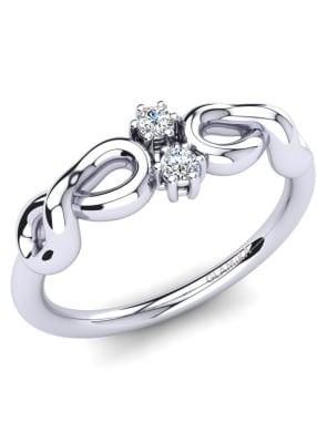 GLAMIRA Ring Florestine
