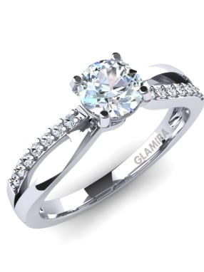 GLAMIRA Ring Jade 0.5crt