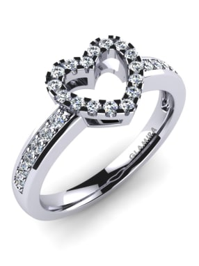 GLAMIRA Diamonds Ring Mia