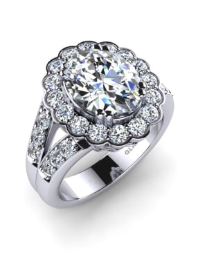 GLAMIRA Diamonds Ring Esther