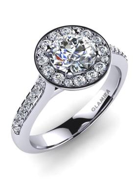 GLAMIRA Diamonds Ring Ashley
