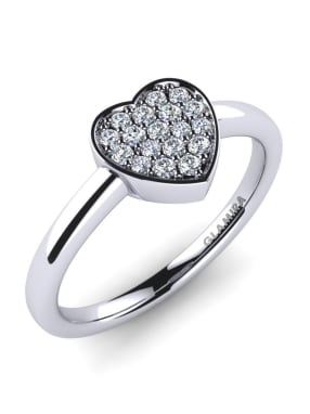 GLAMIRA Diamonds Ring Cara