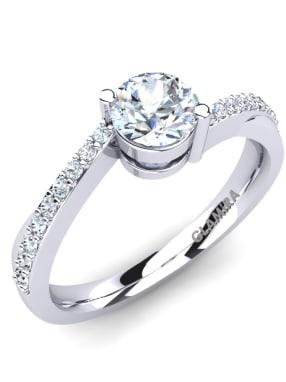 GLAMIRA Ring Gemma 0.5crt