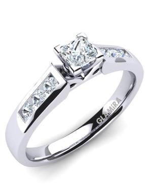GLAMIRA Ring Emilia 0.3crt