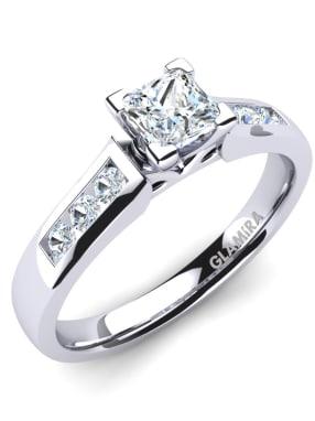 GLAMIRA Ring Emilia 0.36crt