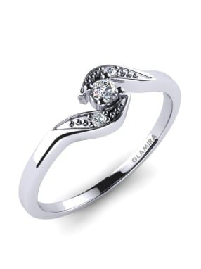 GLAMIRA Diamonds Ring Magnolia