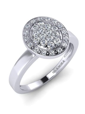 GLAMIRA Diamonds Ring Aurora