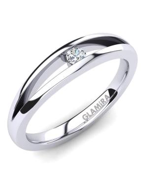 GLAMIRA Ring Jessica 0.05crt