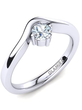 GLAMIRA Ring Bridal Love
