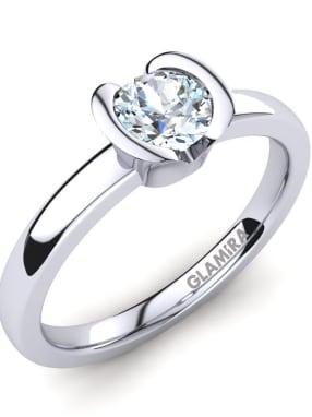 GLAMIRA Ring Farrah 0.5crt