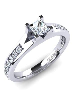 GLAMIRA Ring Adira 0.27crt