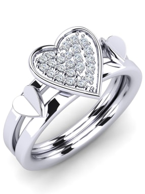 GLAMIRA Ring Flavia