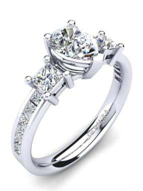 GLAMIRA Ring Perenna