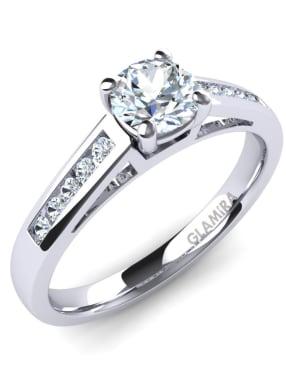 GLAMIRA Ring Penelope 0.5crt