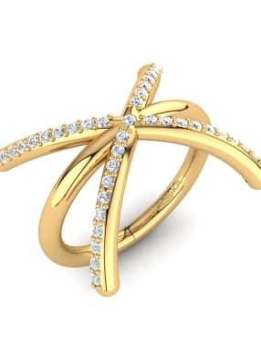 GLAMIRA Knuckle Ring Marpessa