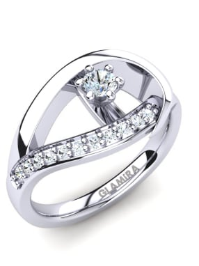 Glamira Ring Madely 0.16 crt