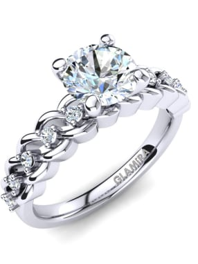 Glamira Ring Amora 1.0 crt